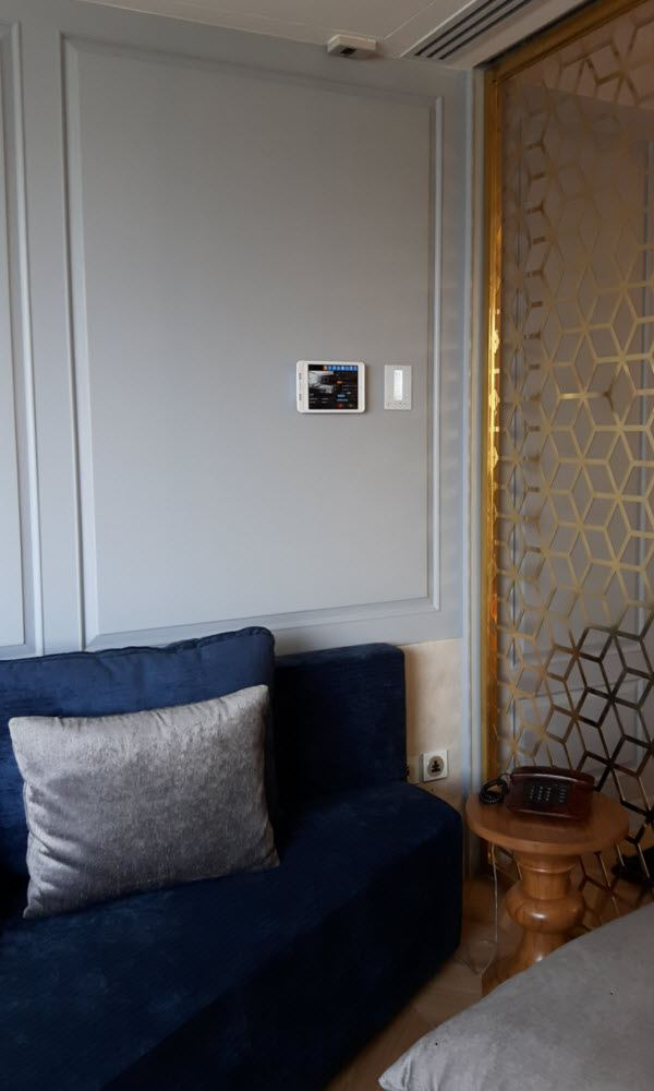 Smart Home Automation Thailand Light Sound Cinema Alarm