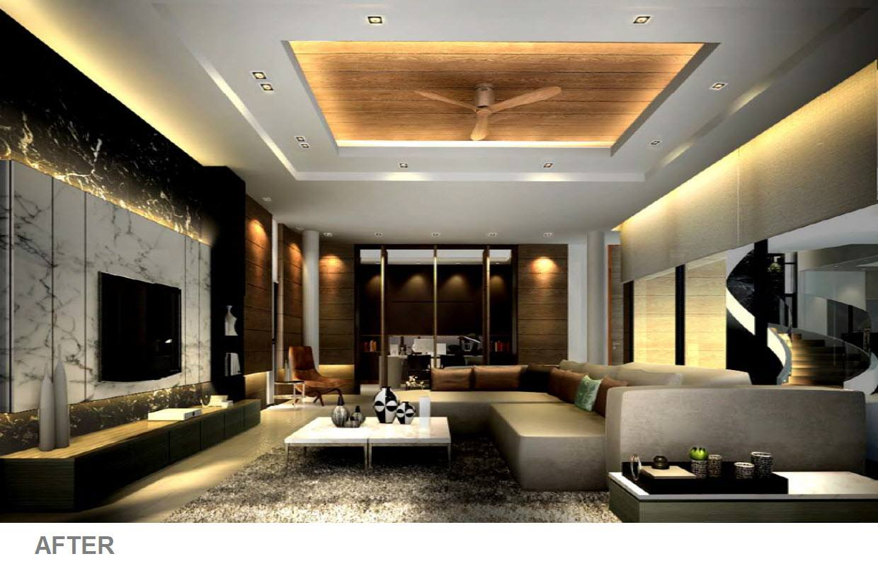 Hotel hospitality residential lighting system design to install
