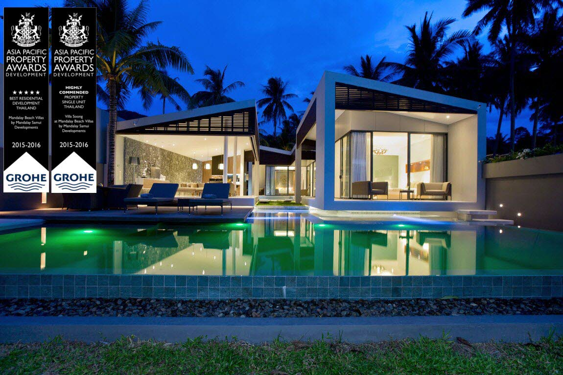 Smart Beach Villas Samui