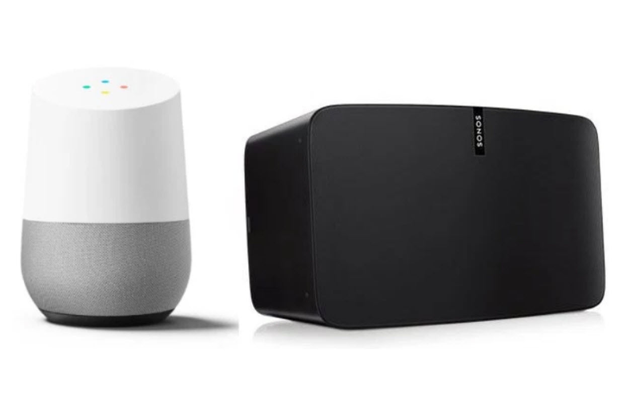 Google Home Voice Assistant work on multiroom Audio