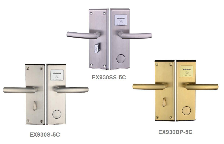 Hotel Card Door Lock & Keyless Smart Door Lock in Thailand