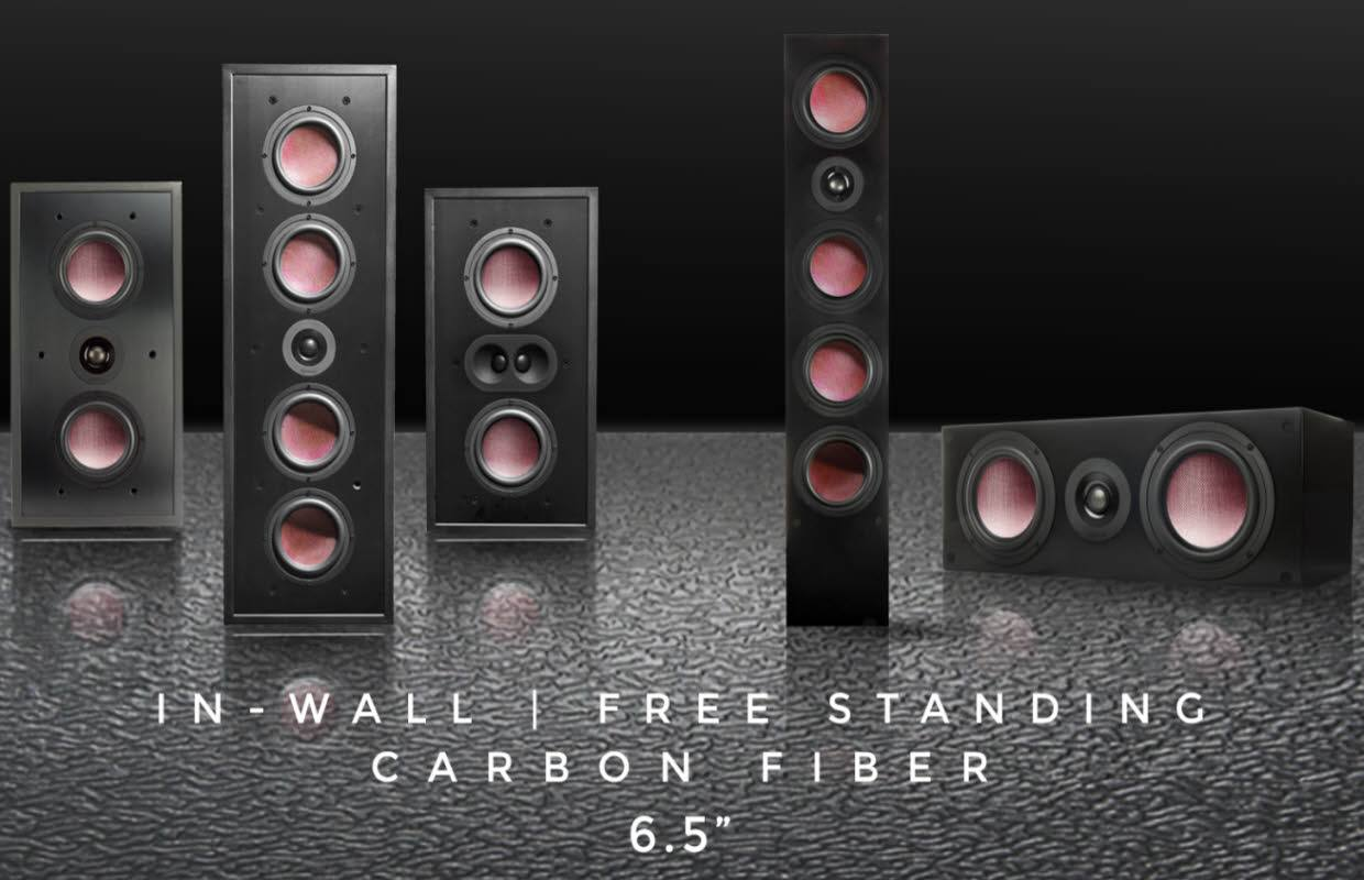 State-of-the-art Home Theater Speakers by Truaudio