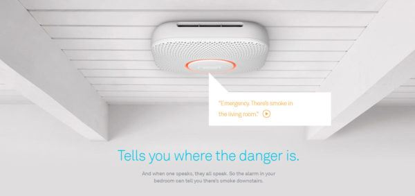 Nest wireless CO Detectors Thailand