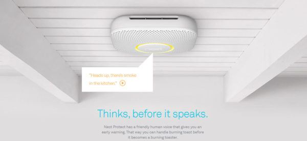 Nest wireless smoke detector Thailand