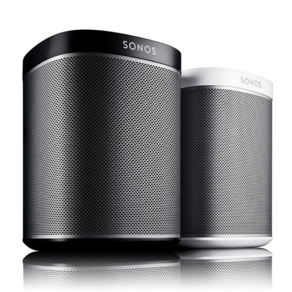 Sonos Play1 black white