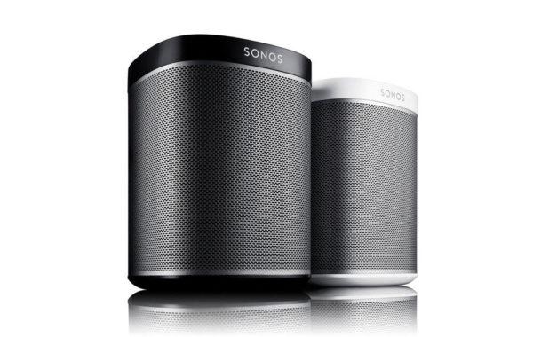 Sonos Play1 black white